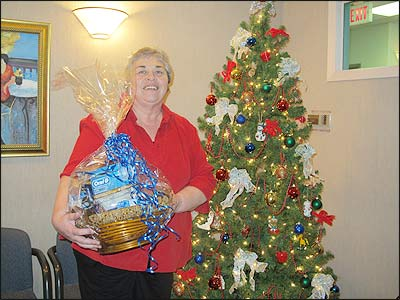 Port Hope Dental's Food Drive