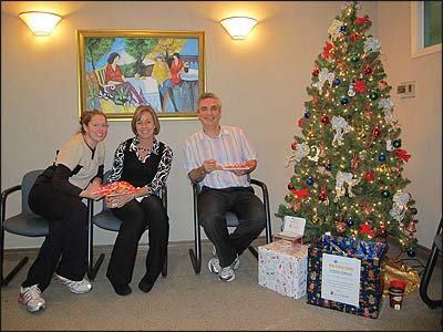 Port Hope Dental's Potluck