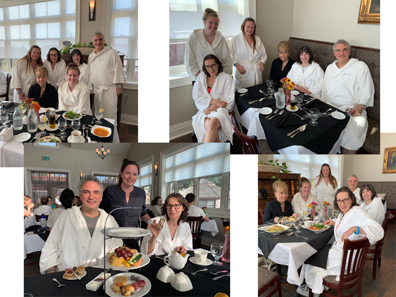 Port Hope Dental team - Spa Day 2019